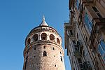 Galata Tower 03 - Galata Tower, Beyoglu, Istanbul, Turkey