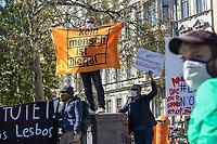2020/04/19 Politik | Berlin | Flashmob
