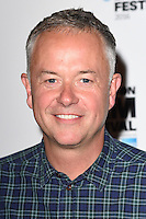 """director, Michael Winterbottom<br /> at the London Film Festival 2016 premiere of """"On the Road"""" at the BFI, South Bank, London.<br /> <br /> <br /> ©Ash Knotek  D3169  09/10/2016"""