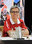 Gaetan Tardif, Toronto 2015.<br /> Highlights from Canada's Opening Ceremonies flag bearer annoucement // Faits saillants de l'annonce du porte-drapeau des cérémonies d'ouverture du Canada. 05/08/2015.