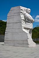 Washington, D.C.  Martin Luther King, Jr. Monument.