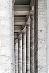 Colonnade of St. Peter's Square, Rome, Italy