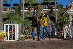AUG 31,2014:Jojo Warrior,ridden by Martin Garcia,wins the Torrey Pines Stakes at Del Mar in Del Mar,CA. Kazushi Ishida/ESW/CSM
