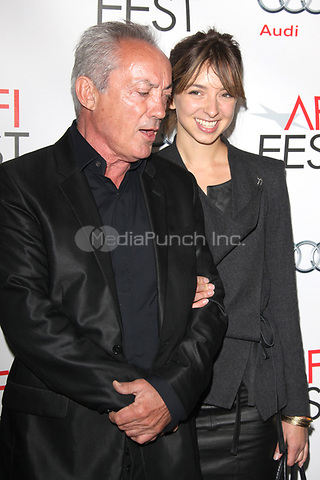 Udo Kier at the 'Melancholia' special screening during AFI FEST 2011 presented by Audi held at the Egyptian Theatre on November 6, 2011 in Hollywood, California. © MPI21 / MediaPunch Inc.