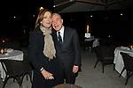 BARBARA PALOMBELLI E GIANNI LETTA<br /> PREMIO GUIDO CARLI - SECONDA EDIZIONE<br /> RICEVIMENTO A CASINA VALADIER ROMA 2011