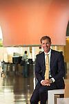Netherlands, Utrecht, 08-06-2014, Portrait of new RABO bank CEO, Wiebe Draijer.<br /> opvolger  van Rinus Minderhoud als voorzitter van de Raad van Bestuur van Rabobank. <br /> foto Michael Kooren/ Utrecht