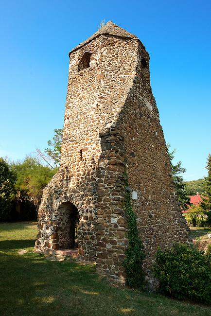 Avasi Torony ( Avasi Church Tower) Szigliget, Balayon, Hungary