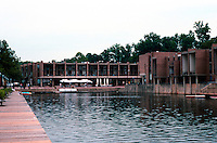 Reston:  Lake Anne Vllage, 1965. Conklin & Rossant, Architects-Planners.