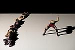 SKID<br /> <br /> Première en France<br /> CHORÉGRAPHIE Damien Jalet<br /> MUSIQUE Christian Fennesz<br /> MUSIQUE ADDITIONNELLE Marihiko Hara<br /> SCENOGRAPHIE Jim Hodges, Carlos Marques da Cruz<br /> COSTUMES Jean-Paul Lespagnard<br /> LUMIERES Joakim Brink<br /> DANSEUR INVITÉ Aimilios Arapoglou<br /> AVEC 17 danseurs<br /> PRODUCTION GOTEBORGSOPERANS DANSKOMPANI<br /> DRECTION ARTİSTİQUE KATRiN HALL<br /> Compagnie : Göteborgsoperans Danskompani<br /> Lieu : Théâtre National de la Danse de Chaillot<br /> Ville : Paris<br /> Date : 30/01/2019