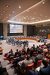 Security Council meeting<br /> The situation in Burundi