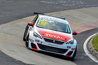 Race of Germany Nürburgring Nordschleife 2016 Free Training 1 ETCC 2016 138 Sebastien Loeb Racing Peugeot 308 Racing Cup. David Pouget (FRA). © 2016 Musson/PSP. All Rights Reserved.