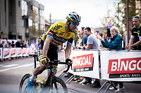 David Boucher (BEL/Tarteletto-Isorex)<br /> <br /> 23th Memorial Rik Van Steenbergen 2019<br /> One Day Race: Beerse > Arendonk 208km (UCI 1.1)<br /> ©kramon
