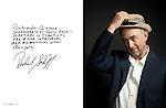 Richard Schiff photographed for ART & SOUL