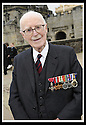 02/06/2008   Copyright Pic: James Stewart.File Name : sct_jspa02_veterans.FORMER ROYAL ENGINEER, LIEUTENANT COLONEL FRANK SAUNDERS, 101, AT THE LAUNCH OF THE VETERANS DAY EVENT LAUNCH AT STIRLING CASTLE.....James Stewart Photo Agency 19 Carronlea Drive, Falkirk. FK2 8DN      Vat Reg No. 607 6932 25.Studio      : +44 (0)1324 611191 .Mobile      : +44 (0)7721 416997.E-mail  :  jim@jspa.co.uk.If you require further information then contact Jim Stewart on any of the numbers above........