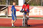 Spain's Thiago Alcantara during training session. March 20,2017.(ALTERPHOTOS/Acero)