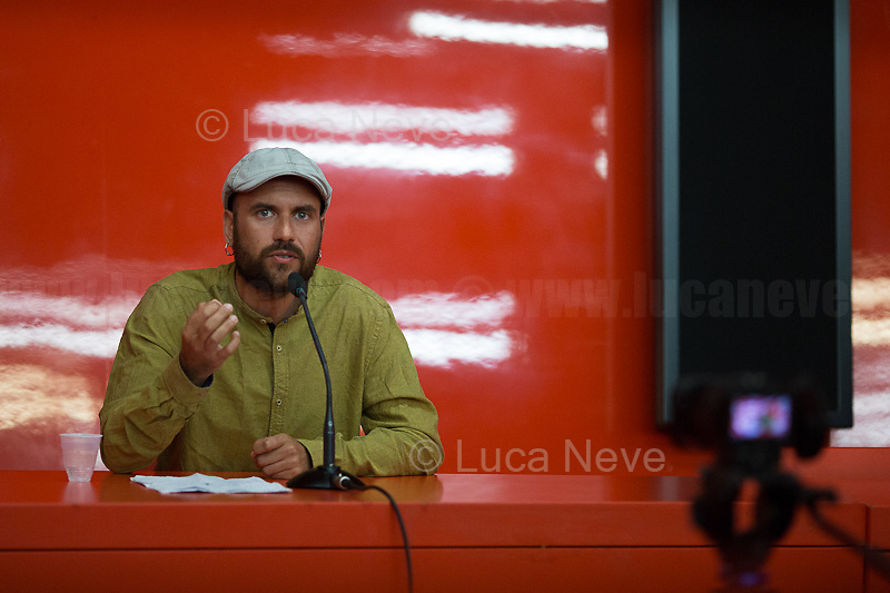 """Rome, 19/06/2019. Today, MACRO Asilo (Museum of Contemporary Art of Rome, 1.) presented the Lectio Magistralis, """"Abitare illegale, Etnografia del vivere ai margini in Occidente"""" (Illegal Living   Ethnography of living on the margins in the Western World, 2.), hosted by the author of the homonymous book Andrea Staid (3.). <<Between Europe and the United States, a journey through the most diverse living experiences, from Italian occupied houses to Wagenplatz in Germany, from Roma and Sinti villages in northern Italy to pueblos ocupados in Spain. But not only: ecovillages and municipalities, urban slums and slums, self-builds and tent cities. A lectio that will deconstruct the certainties of living in the so-called first world>> (2.). Andrea Staid is a an Italian Anthropologist, Author, Professor of Cultural and Visual Anthropology at the NABA of Milan, Director of """"Biblioteca/Antropologia"""" at Molteni Editore, Co-director of Field work-travel writing Milieu edizioni.<br /> <br /> Footnotes and Links:<br /> 1.https://www.museomacro.it/<br /> 2. https://www.museomacro.it/evento/andrea-staid-abitare-illegale<br /> 3. https://andreastaid.wordpress.com/ & https://www.facebook.com/abitareillegale/<br /> Video of the event: https://youtu.be/jQO3CPecPFg<br /> For the Video of a similar Lecture click here (Source, Sherwood Festival 17 & Globalproject.info): https://youtu.be/FvfzfNdbIiI - ITA)"""