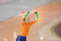 SCHAATSEN: SALT LAKE CITY: Olympic Oval, 27-01-2013, Seizoen 2012-2013, Essent ISU WK sprint, wereldkampioen Michel Mulder (NED), ©foto Martin de Jong
