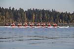 Rowing, American Lake Fall Classic, Regatta, 2018, American Lake, Lakewood, Washington, USA, rowing regatta,