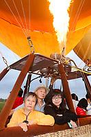 2018 December Hot Air Balloon Cairns