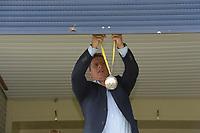 KAATSEN: LEEUWARDEN: LKC Sonneborgh, Kaatspartij Rengersdei, ©foto Martin de Jong