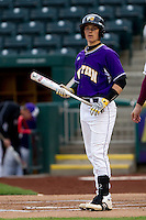 Austin Cowen (7) of the Western Illinois Leathernecks during a game vs. the Missouri State Bears at Hammons Field in Springfield, Missouri;  March 18, 2011.  Photo By David Welker/Four Seam Images