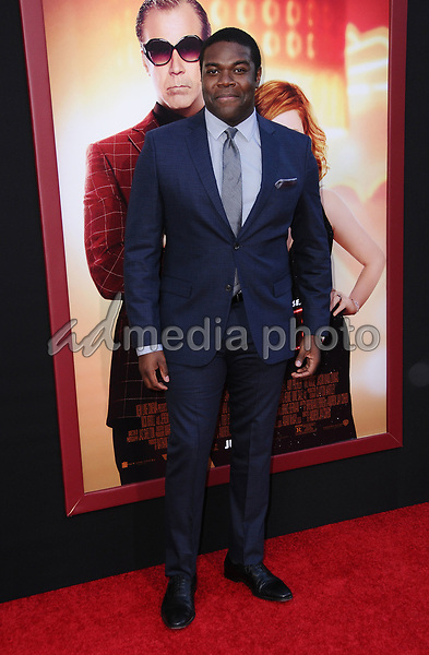 """26 June 2017 - Hollywood, California - Sam Richardson. """"The House"""" Los Angeles Premiere held at the TCL Chinese Theatre in Hollywood. Photo Credit: Birdie Thompson/AdMedia"""