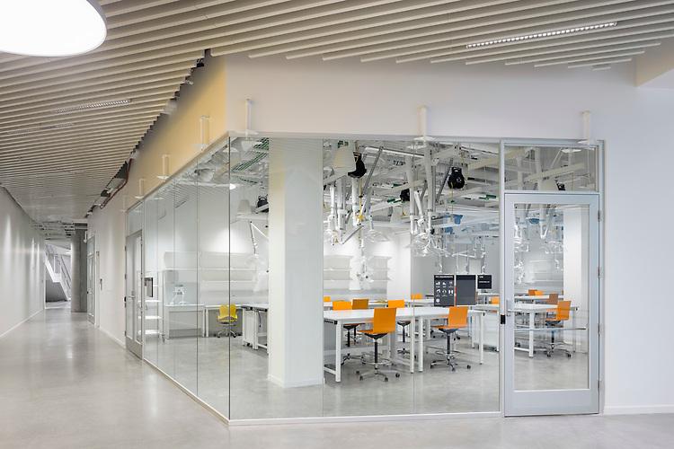 Harvard University Science & Engineering Complex   Behnisch Architekten
