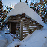 This photo represents February in the 2018 White Mountains New Hampshire calendar. Beaver Brook Shelter along the Appalachian Trail (Beaver Brook Trail) in the White Mountains, New Hampshire. You can purchase a copy of the calendar here: http://bit.ly/2rND4Kf