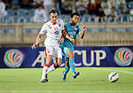 Kuwait SC and Kitchee during the the 2015 AFC Cup 2015 Quarter Finals 1st leg match on August 26, 2015 at the Kuwait S.C. Stadium in Kuwait City, Kuwait. Photo by Adnan Hajj / World Sport Group