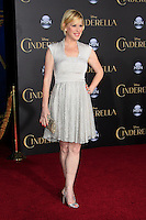 """LOS ANGELES - MAR 1:  Molly Ringwald at the """"Cinderella"""" World Premiere at the El Capitan Theater on March 1, 2015 in Los Angeles, CA"""