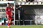 22.11.2020, Dietmar-Scholze-Stadion an der Lohmuehle, Luebeck, GER, 3. Liga, VfB Luebeck vs FC Bayern Muenchen II <br /> <br /> im Bild / picture shows <br /> Trainer Holger Seitz (FC Bayern Muenchen II) gibt Anweisungen<br /> <br /> DFB REGULATIONS PROHIBIT ANY USE OF PHOTOGRAPHS AS IMAGE SEQUENCES AND/OR QUASI-VIDEO.<br /> <br /> Foto © nordphoto / Tauchnitz