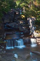 Bracklinn Falls and the Keltie Water, Callander, Loch Lomond and the Trossachs National Park