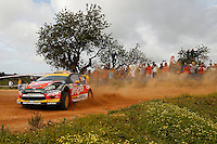 Martin Prokop and Michael Ernst, Ford Fiesta RS WRC of JIPOCAR CZECH NATIONAL TEAM during WRC Vodafone Rally de Portugal 2013, in Algarve, Portugal on April 11, 2013 (Photo Credits: Paulo Oliveira/DPI/NortePhoto)