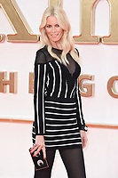 """Claudia Schiffer<br /> arriving for the """"Kingsman: The Golden Circle"""" World premiere at the Odeon and Cineworld Leicester Square, London<br /> <br /> <br /> ©Ash Knotek  D3309  18/09/2017"""