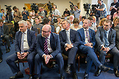Paul Nuttall, UKIP election manifesto launch, Westminster, London.