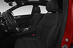 Front seat view of 2017 Mercedes Benz GLE-Class-Coupe GLE43-AMG 5 Door SUV Front Seat  car photos