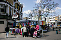 Woolwich Market, Woolwich, southeast London, UK
