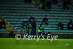Kerry Minor manager James Costello during the Munster Minor Semi-Final between Kerry and Cork in Austin Stack Park on Tuesday evening.
