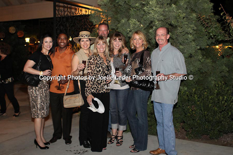 """""""16th Annual Celebration of Care"""" Fundraising Event Party   Valley Caregivers Resource Center   Wolf Lakes Venue   Sanger California   10.19.12  Photo by Joelle Leder Photography Studio ©   Event Emcee Matt Otstot KSEE 24 News   Fresno California"""