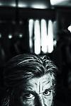 ***SPECIAL FEE*** Karl Ove Knausgaard, norwegischer Schriftsteller, Autor, Portrait, Einzelportrait, Literatur, Kultur, Europa, 02.10.2015<br /> <br /> Engl.: Karl Ove Knausgaard, Norwegian writer, author, portrait on October 2, 2015. Scandinavian literature, Scandinavia, Europe, culture