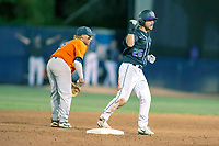 University of Washington Huskies Levi Jordan (26) in action against the Cal State Fullerton Titans at Goodwin Field on June 10, 2018 in Fullerton, California. The Huskies defeated the Titans 6-5. (Donn Parris/Four Seam Images via AP Images)