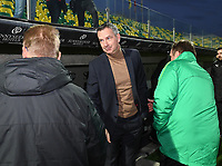 20190227 - LARNACA , CYPRUS : Austrian head coach Dominik Thalhammer pictured during a women's soccer game between the Super Falcons of Nigeria and Austria , on Wednesday 27 February 2019 at the AEK Arena in Larnaca , Cyprus . This is the first game in group C for both teams during the Cyprus Womens Cup 2019 , a prestigious women soccer tournament as a preparation on the Uefa Women's Euro 2021 qualification duels. PHOTO SPORTPIX.BE | DAVID CATRY