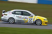 Round 1 of the 2005 British Touring Car Championship. #12. James Pickford (GBR). SEAT Sport UK. SEAT Toledo.