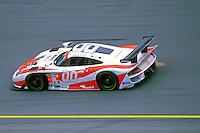 #00 Porsche..2002 Rolex 24 at Daytona, Daytona International Speedway, Daytona Beach, Florida USA Feb. 2002.(Sports Car Racing)