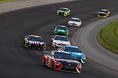 #20: Erik Jones, Joe Gibbs Racing, Toyota Camry Craftsman, #19: Martin Truex Jr., Joe Gibbs Racing, Toyota Camry Auto Owners Insurance