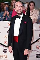 Tom Allen<br /> arriving for the National Television Awards 2021, O2 Arena, London<br /> <br /> ©Ash Knotek  D3572  09/09/2021