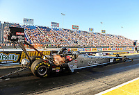Jul, 8, 2011; Joliet, IL, USA: NHRA top fuel dragster driver Bob Vandergriff Jr during qualifying for the Route 66 Nationals at Route 66 Raceway. Mandatory Credit: Mark J. Rebilas-