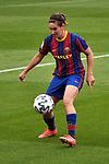 Liga IBERDROLA. Game 16.<br /> FC Barcelona vs UDG Tenerife Egatesa: 6-1.<br /> Mariona Caldentey.
