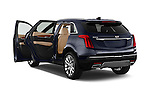 Car images of 2018 Cadillac XT5 AWD-Platinum 5 Door SUV Doors