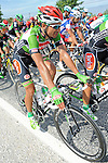 Ahmet Akdilek (TUR) Torku Sekerspor during Stage 7 of the 2015 Presidential Tour of Turkey running 166km from Selcuk to Izmir. 2nd May 2015.<br /> Photo: Tour of Turkey/Mario Stiehl/www.newsfile.ie